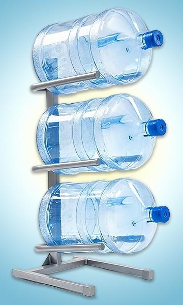 Подставки для бутылей