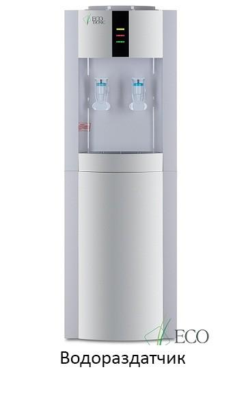 Ecotronic H1-LWD white-silver