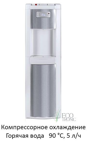 Ecotronic P9-LX White+SS