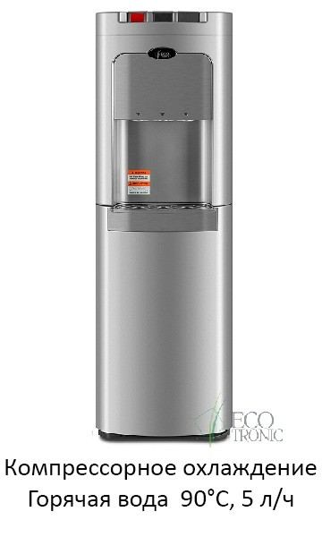 Ecotronic C8-LX Slider silver