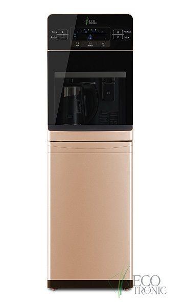 Ecotronic M15-U4LKEM black-gold champagne