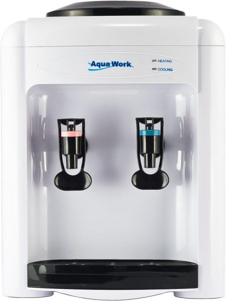 Кулер Aqua Work 0.7-TD белый 1