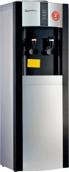 Напольный кулер для воды Aqua Work 16-LD/EN черный с нагревом и охлаждением