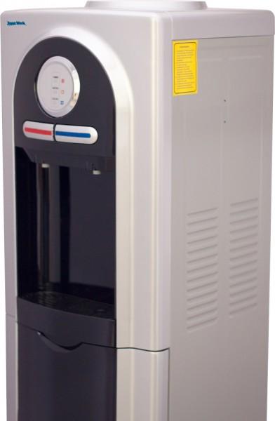 Напольный кулер для воды Aqua Work 5-VB черный с электронным охлаждением