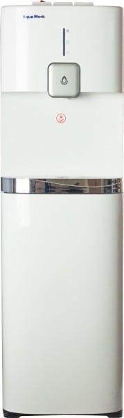 Напольный кулер для воды Aqua Work 1665-S с нижней загрузкой