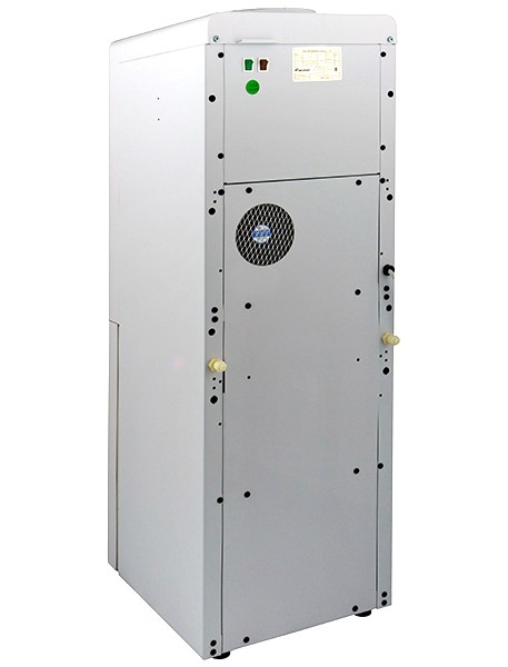 Кулер для воды BIORAY WD 3107E бело-зеленый напольный (4)