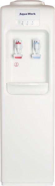 Напольный кулер для воды Aqua Work D828-S с электронным охлаждением