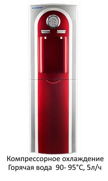 ECOCENTER G-F4C красный