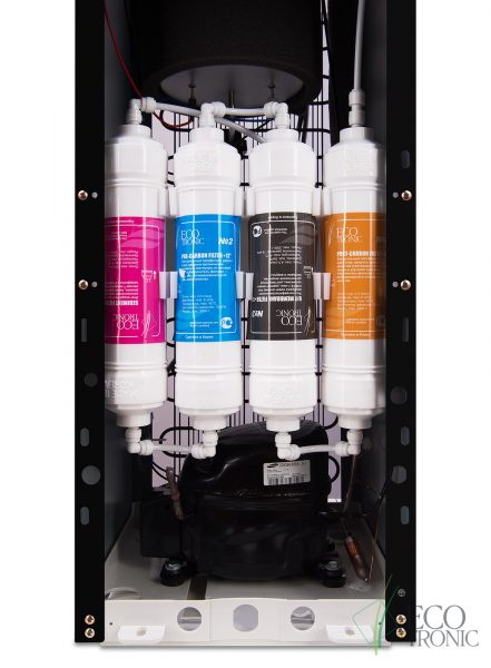 Пурифайер Ecotronic A60-U4L Black8