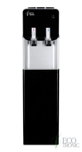 Кулер Ecotronic M40-LCE black+silver 1