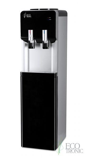 Кулер Ecotronic M40-LCE black+silver 2