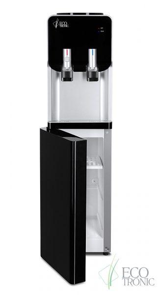Кулер Ecotronic M40-LCE black+silver 5