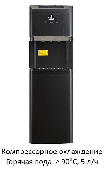Кулер SMixx HD-1233 D матовый черный